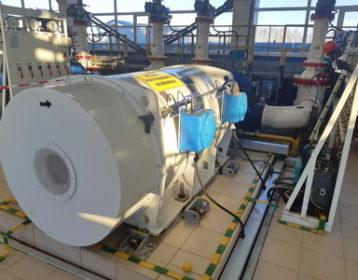 Подогреватель высокого давления ПВД-К-2Г-1100-24-4 Кострома